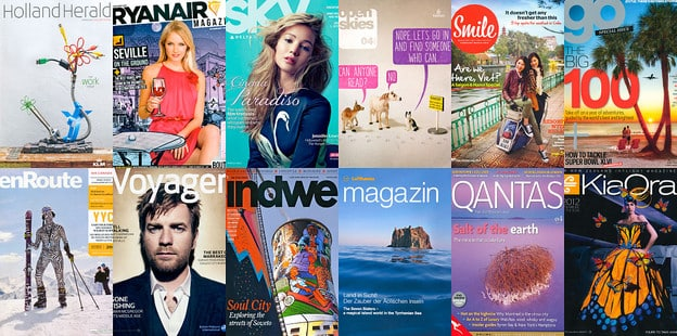 The future of Inflight magazines