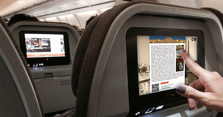 A comprehensive overview of the inflight content offering (2/2)